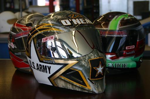 Drag Racing Helmets >> Kevin Harvic Lucas Wolf Custom Helmet Paint   Indocil Art-News & Views