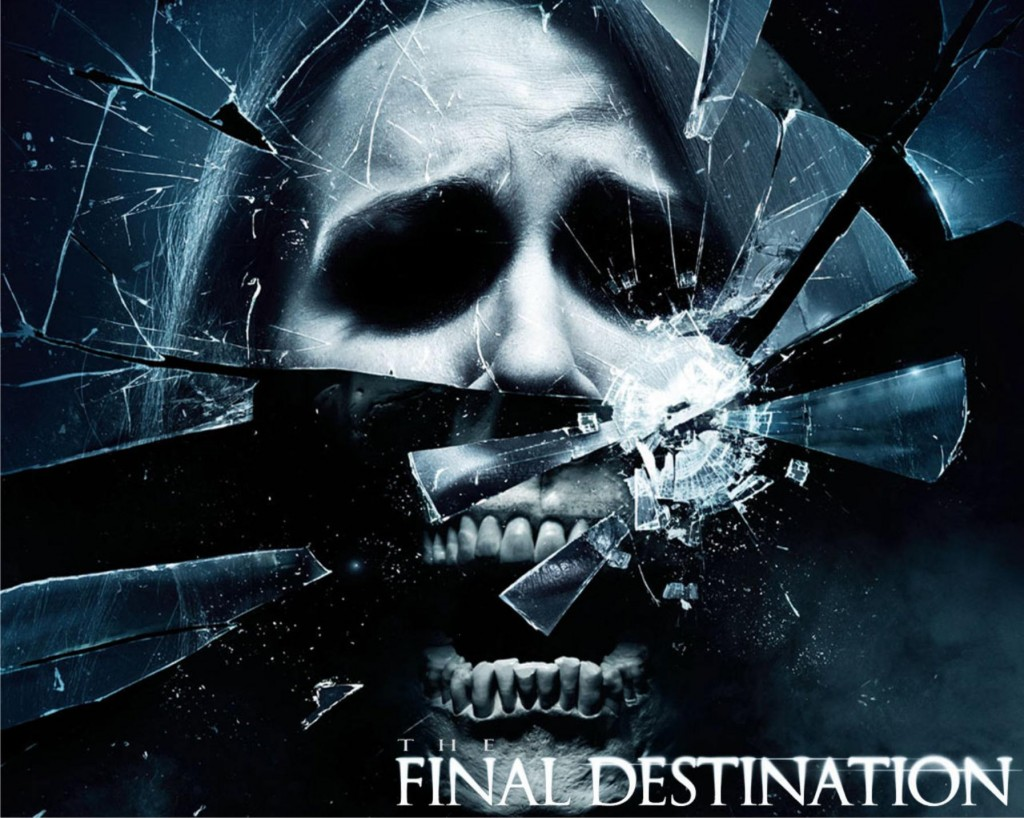 Final Destination movie poster